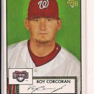 ROY CORCORAN NATIONALS 2006 TOPPS 52 ROOKIE CARD