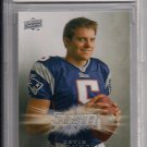 KEVIN O'CONNELL PATRIOTS 2008 UPPER DECK EXCELL ROOKIE CARD GRADED BCCG 10!