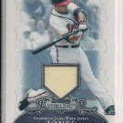 ANDRUW JONES 2006 BOWMAN STERLING JERSEY CARD
