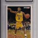 NICK VAN EXCEL LAKERS 1993 FLEER ROOKIE CARD GRADED FGS 10!