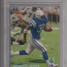 EDGERRIN JAMES COLTS 1999 STADIUM CLUB ROOKIE GRADED CTA 9!