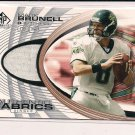 MARK BRUNELL 2004 SP GAME USED JERSEY