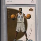 TRACY MCGRADY MAGIC 2000-01 OVATION CARD GRADED BCCG 10!