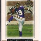 TROY WILLIAMSON VIKINGS 2005 TOPPS ROOKIE CARD