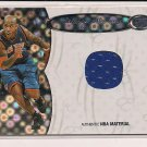 STEPHON MARBURY KNICKS 2006 BOWMAN ELEVATION BOARD OF DIRECTORS RELIC JERSEY