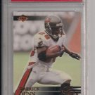 WARRICK DUNN BUCCCANEERS 2000 EDGE GRADED PSA 10