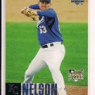 JOE NELSON ROYALS 2006 UPPER DECK RC