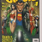 IDENTITY CRISIS 1A (2004) MICHAEL TURNER COVER