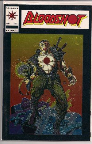 BLOODSHOT #1 (1993) VALIANT