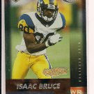 ISAAC BRUCE RAMS 1999 EDGE FURY GOLD INGOT