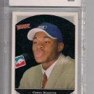 COREY MAGGETTE MAGIC 1999-00 UD VICTORY ROOKIE GRADED BCCG