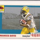 DOMANICK DAVIS LSU 2003 TOPPS ALL AMERICAN ROOKIE CARD