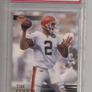 TIM COUCH BROWNS 2000 EDGE GRADED PSA 9