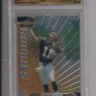 AKILI SMITH BENGALS 1999 FINEST ROOKIE GRADED CTA 10!!!
