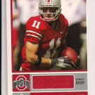ANTHONY GONZALEZ COLTS 2007 HIT OHIO STATE RC JERSEY