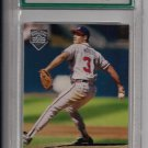 GREG MADDUX BRAVES 1995 UPPER DECK ELECTRIC DIAMOND GRADED 9