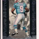 STEVE MCNAIR OILERS 1995 SP FUTURE ALL-PRO