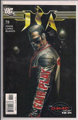 JSA #76 (2005) GEOFF JOHNS
