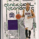 KEVIN MARTIN KINGS 2009 R&S STATISTICAL STANDOUTS JERSEY