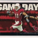 LARRY FITZGERALD CARDINALS 2011 TOPPS GAME DAY INSERT