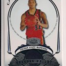 BRANDAN WRIGHT WARRIORS 2008 BOWMAN STERLING RC JERSEY