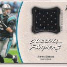 JIMMY CLAUSEN PANTHERS 2011 TOPPS RR RELIC JERSEY
