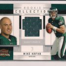 MIKE KAFKA EAGLES 2010 PANINI RC JERSEY