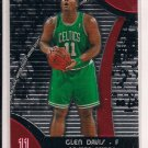 GLEN DAVIS CELTICS 2007-08 TOPPS FINEST RC