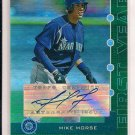 MIKE MORSE MARINERS/NATIONALS 2005 BOWMANS BEST RC #'D 023/399!