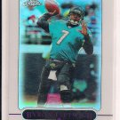 BYRON LEFTWICH JAGUARS 2005 TOPPS CHROME REFRACTOR