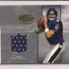 KYLE BOLLER RAVENS 2003 LEAF CERTIFIED FRESHMAN FABRIC JERSEY
