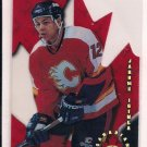 JAROME IGINLA FLAMES 1997-98 DONRUSS ICE NATIONAL PRIDE