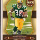BRANDON JACKSON PACKERS 2007 DONRUSS CLASSICS RC