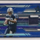 COURTNEY ROBY TITANS 2005 LEAF R&S LONGEVITY RC JERSEY