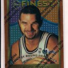 LOREN MEYER MAVERICKS 1995-96 TOPPS FINEST RC