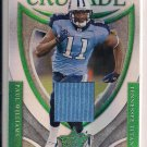 PAUL WILLIAMS TITANS 2007 LEAF R&S CRUSADE JERSEY