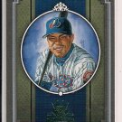 JOSE VIDRO NATIONALS 2005 DIAMOND KINGS GREEN #'D 07/50!