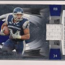 DONALD BROWN COLTS 2009 PLAYOFF PRESTIGIOUS PICKS RC JSY