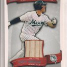 CHRIS COGHLAN MARLINS 2010 PEAK PERFORMANCE BAT CARD