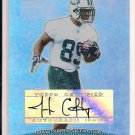 JERICHO COTCHERY JETS 2004 BOWMAN'S BEST RC AUTO