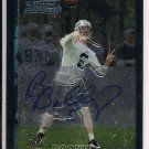 BROOKS BOLLINGER JETS 2003 BOWMAN CHROME RC AUTO