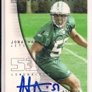 JONATHAN VILMA JETS 2004 SP ROOKIE AUTHENTICS AUTO