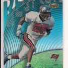 WARRICK DUNN BUCCANEERS 1997 BOWMAN'S BEST CUTS REFRACTOR
