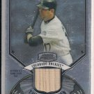 TODD HELTON ROCKIES 2007 BOWMAN STERLING BAT CARD