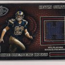 KEVIN CURTIS RAMS 2003 ROOKIE PREMIERE HOGGS JERSEY