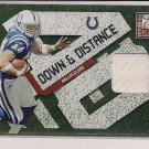 DALLAS CLARK 2010 ELITE DOWN & DISTANCE JERSEY