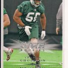 VERNON GHOLSTON JETS 2008 UD RC