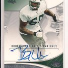 D'BRICKASHAW FERGUSON JETS 2006 SP AUTHENTIC RC AUTO