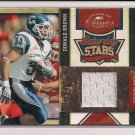 DONALD BROWN 2009 DONRUSS CLASSICS SATURDAY STARS JERSEY #'D 062/150!