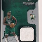 ANTOINE WALKER 2002-03 UPPDER DECK OVATION JERSEY CARD